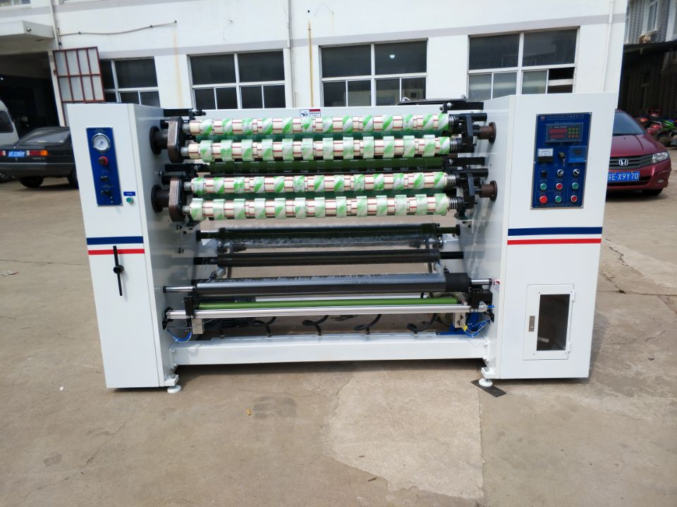 LY-211-II ultra transparent (low noise) stripe machine
